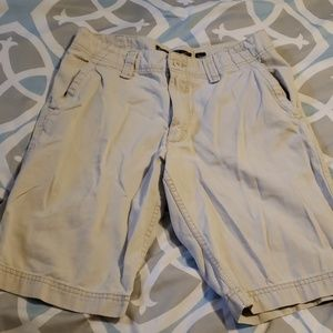Old Navy Mens Khaki Shorts